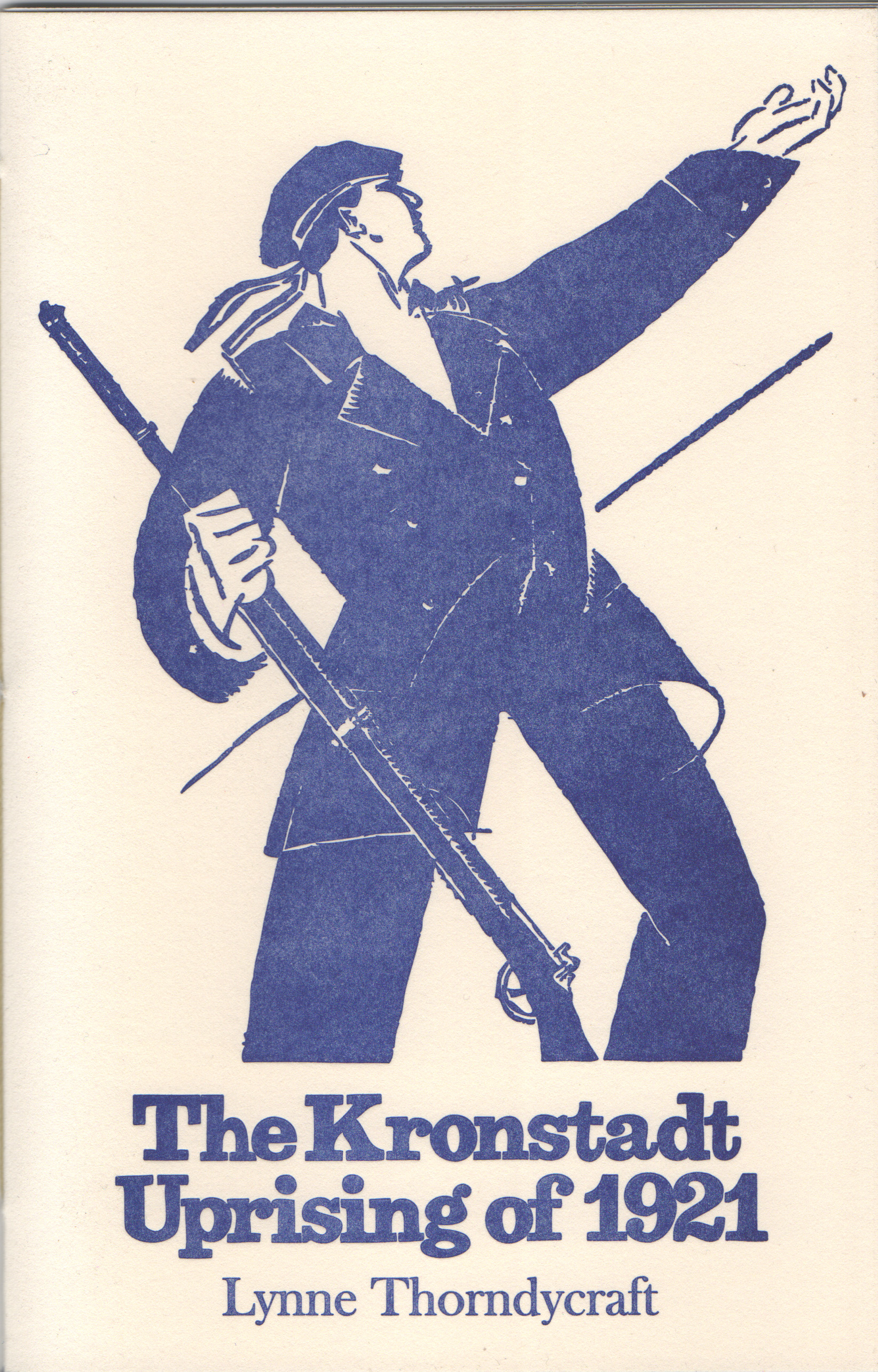 The Kronstadt Uprising of 1921, Thorndycraft, Lynne